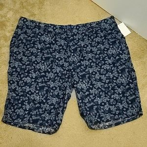 NWT Toscano Sailor Shorts
